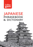 Collins Japanese Dictionary and Phrasebook Gem Edition